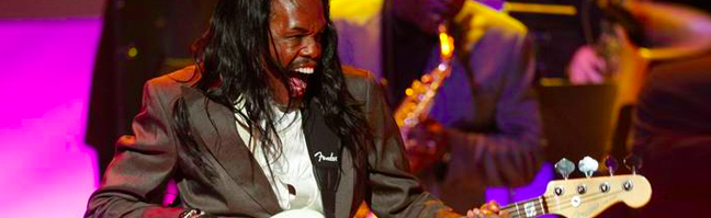Video Interview: Verdine White