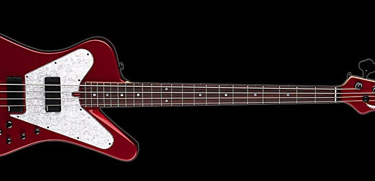 USA John Entwistle Hybrid Dean Bass Guitar