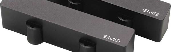 EMG Jazz Bass Pickups